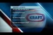 Kraft Foods to Eliminate Truckers' Jobs