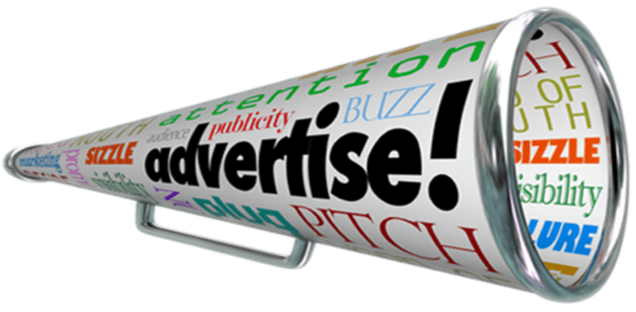 Advertise in trucking.