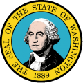 Official WA state seal.