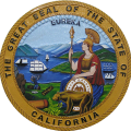 CA State Seal.